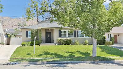 Burbank Single Family Home For Sale: 2100 North 6th Street