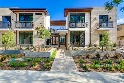 Pasadena Condo/Townhouse For Sale: 125 Hurlbut Street #105