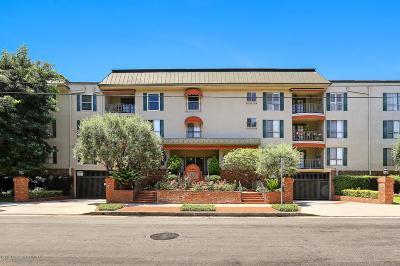 Pasadena Condo/Townhouse For Sale: 339 South Catalina Avenue #216