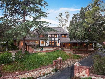 Pasadena Single Family Home For Sale: 353 Anita Drive