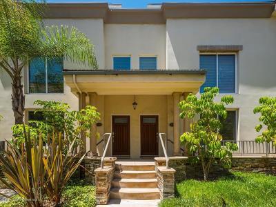 Pasadena Condo/Townhouse For Sale: 270 East Glenarm Street #115