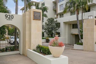Pasadena Condo/Townhouse For Sale: 920 Granite Drive #403