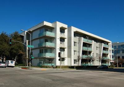Pasadena Condo/Townhouse Active Under Contract: 160 South Hudson Avenue #311