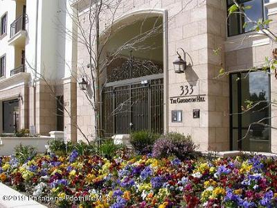 Pasadena Condo/Townhouse For Sale: 333 North Hill Avenue #311