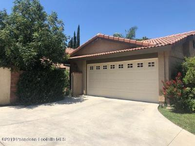 Valencia Single Family Home For Sale: 25835 El Gato Place