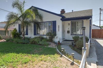 North Hollywood Single Family Home For Sale: 6019 Willowcrest Avenue