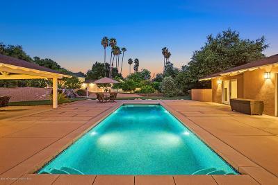 Pasadena Single Family Home Active Under Contract: 3015 Clarmeya Lane