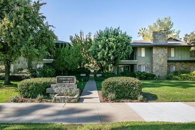 Pasadena Condo/Townhouse For Sale: 1193 South Orange Grove Boulevard