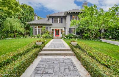 Pasadena Single Family Home For Sale: 1350 Wentworth Avenue