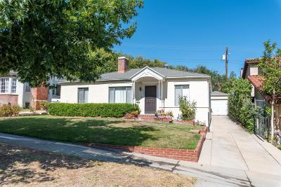 Glendale Single Family Home For Sale: 662 Glenmore Boulevard