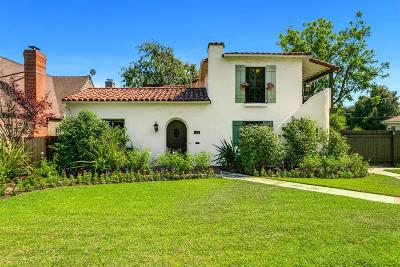 Pasadena Single Family Home For Sale: 2400 Lambert Drive