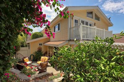 La Crescenta Single Family Home For Sale: 2401 Olive Avenue