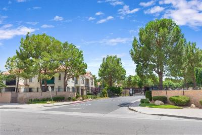 Palmdale Condo/Townhouse For Sale: 2554 Olive Drive #85