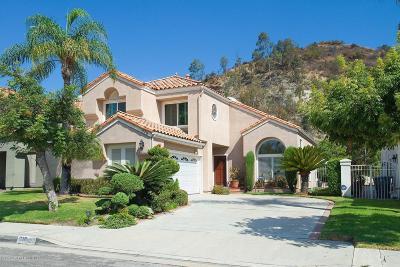 Glendale Single Family Home For Sale: 928 Calle Simpatico