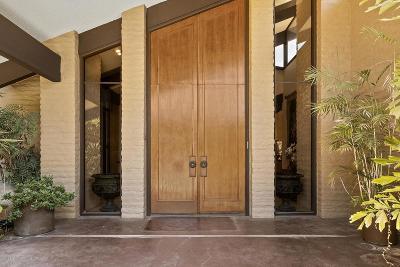Pasadena Single Family Home For Sale: 2199 Kinneloa Ranch Road