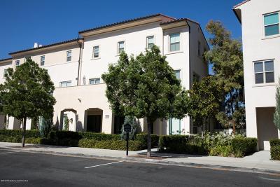 Santa Clarita Condo/Townhouse Active Under Contract: 26260 Prima Way Way