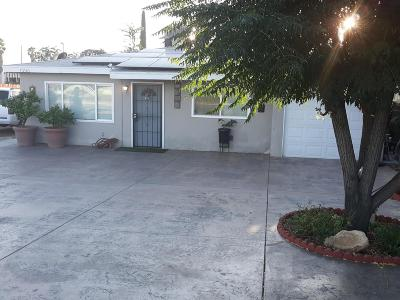 Riverside County Single Family Home For Sale: 13161 Perris Boulevard