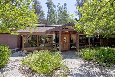 Pasadena Single Family Home For Sale: 860 Seco Street