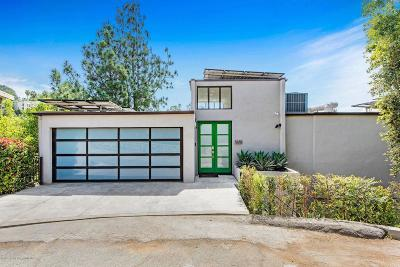 Los Angeles Single Family Home For Sale: 5698 Holly Oak Drive