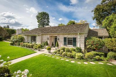 San Marino Single Family Home For Sale: 955 Avondale Road