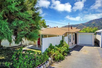 Montrose Single Family Home Active Under Contract: 2628 Hermosa Avenue