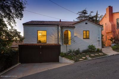 Alhambra Single Family Home For Sale: 183 Palatine Drive
