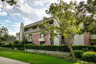 Pasadena Condo/Townhouse Active Under Contract: 211 South Orange Grove Boulevard #9