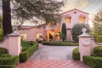 Pasadena Single Family Home For Sale: 104 Club Road