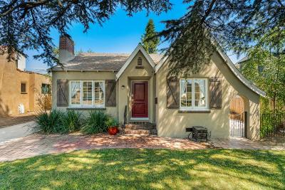 Pasadena Single Family Home Active Under Contract: 1190 Forest Avenue