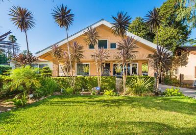 Pasadena Single Family Home For Sale: 361 Highland Street
