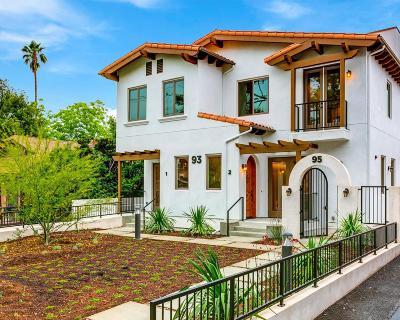 Pasadena Condo/Townhouse For Sale: 93 North Sierra Bonita Avenue #1