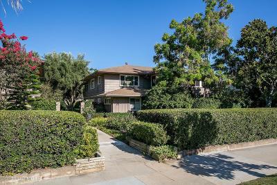 Pasadena Condo/Townhouse Active Under Contract: 968 South Orange Grove Boulevard #B