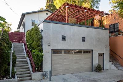Single Family Home For Sale: 1515 Allesandro Street