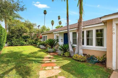 Pasadena Single Family Home For Sale: 130 South Allen Avenue