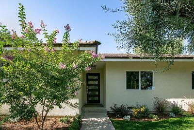 Altadena Single Family Home For Sale: 261 West Loma Alta Drive