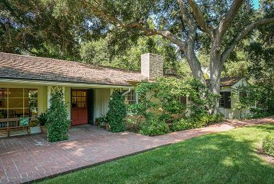 San Marino Single Family Home For Sale: 1560 Granada Avenue