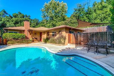 Altadena Single Family Home For Sale: 3642 Canyon Crest Road