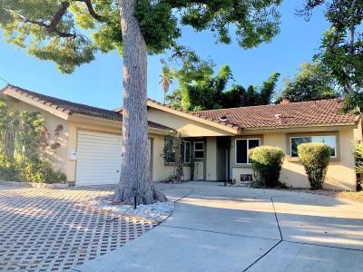 San Gabriel Single Family Home For Sale: 425 Warner Lane