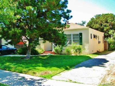 Single Family Home Sold: 427 North Lomita Street