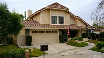 Single Family Home Closed: 25840 Via Candice