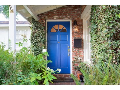 Studio City Single Family Home For Sale: 4344 Beck Avenue