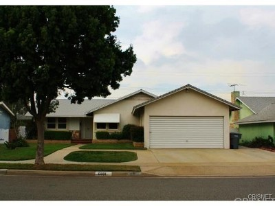 Single Family Home Sold: 6881 San Bruno Drive