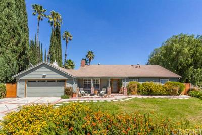 West Hills Single Family Home Sold: 7016 Rivol Road