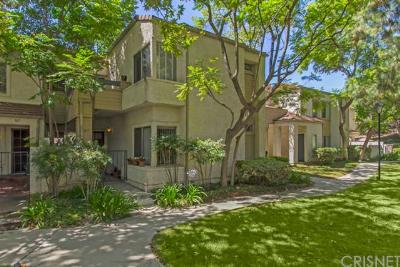Westlake Village Condo/Townhouse Sold: 169 Via Colinas