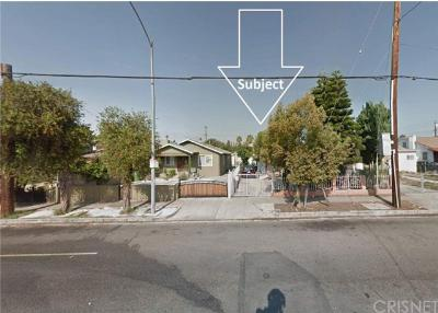 Hollywood Residential Lots & Land Sold: 1039 North Wilton Place