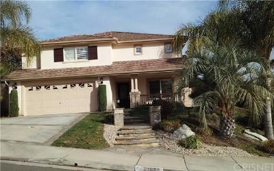 Single Family Home Sold: 32606 Sierra Oak