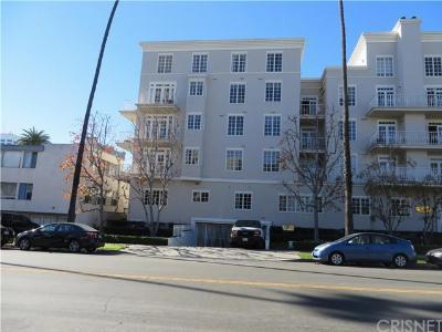 Santa Monica Condo/Townhouse Closed: 1040 4th Street #104