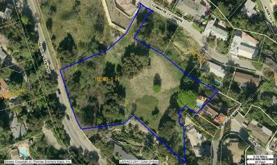 Los Angeles County Residential Lots & Land For Sale: 3446 Beverly Glen Boulevard