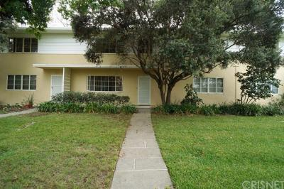 Baldwin Hills Condo/Townhouse Sold: 5305 Village Green