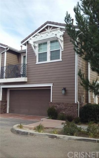 Condo/Townhouse Sold: 13836 Balboa Boulevard #164